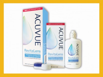 Acuvue RevitaLens 360 ml + 100 ml GRATIS